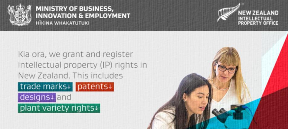 新西兰外观专利申请流程及费用